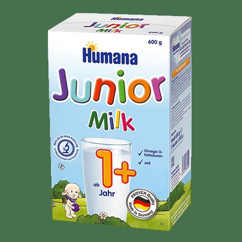 Humana Мляко Junior 1+